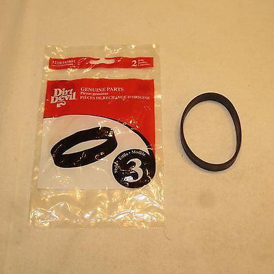 Genuine Royal Dirt Devil Style 3 Vacuum Belts 3210395001 Breeze Vision Power Pak [2 Belts]