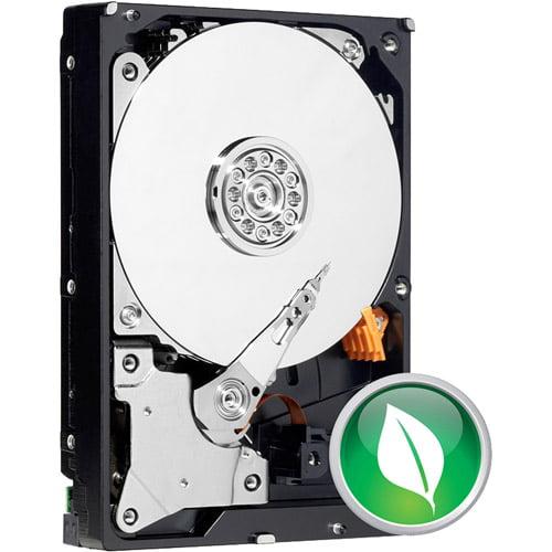 """WD Green WD7500AARS - Hard drive - 750 GB - internal - 3.5"""" - SATA 3Gb/s - buffer: 64 MB"""