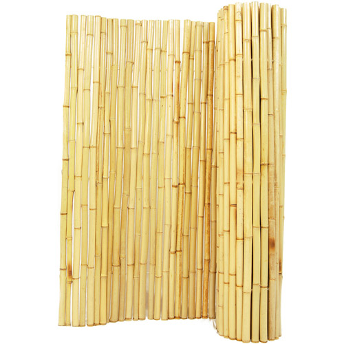 Backyard X-Scapes backyard x-scapes bamboo fencing, natural - walmart