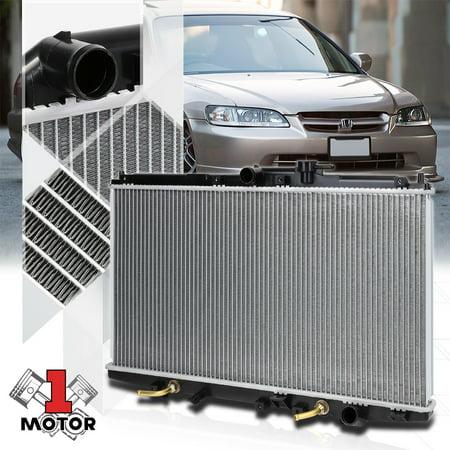 Aluminum Core Radiator OE Replacement for 98-02 Honda Accord 2.3 Auto dpi-2148 99 00 (01 02 Honda Accord Radiator)