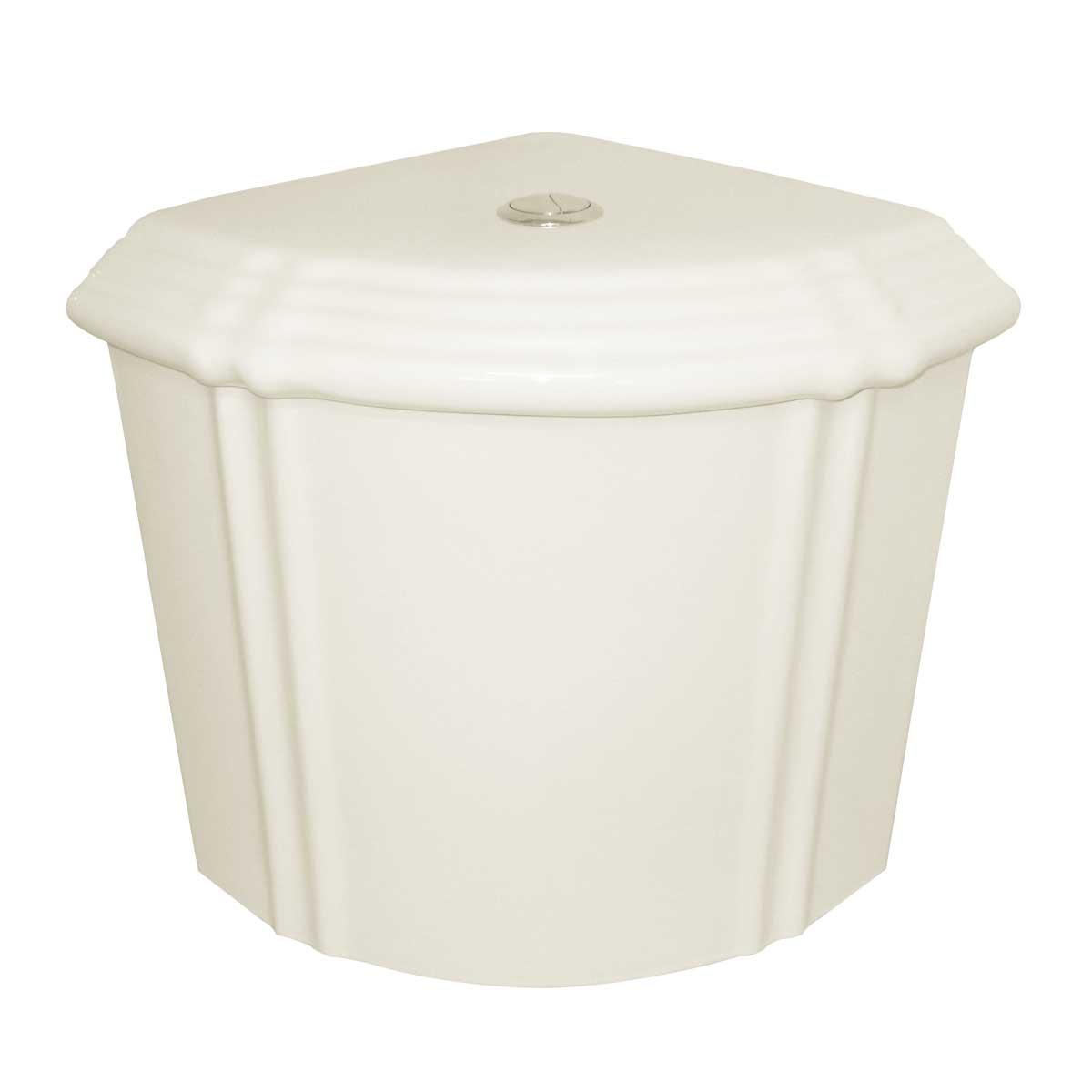 Toilet Bone China Sheffield Deluxe Corner Tank Only | Ren...