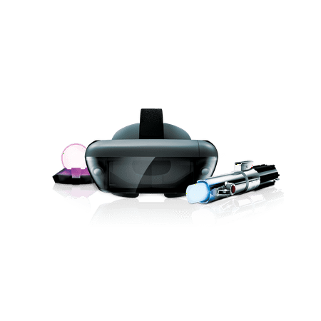 Star Wars: Jedi Challenges Lenovo Mirage AR headset with Lightsaber Controller & Tracking Beacon