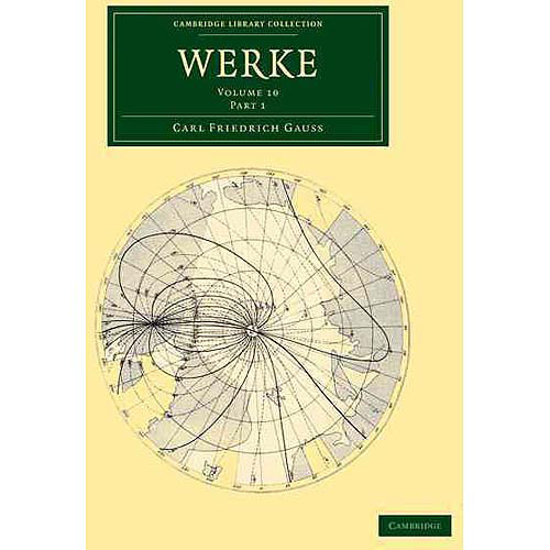 Werke (Cambridge Library Collection - Mathematics) (German and Latin Edition)