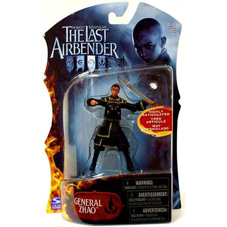 Avatar The Last Airbender General Zhao 3 75   Action Figure