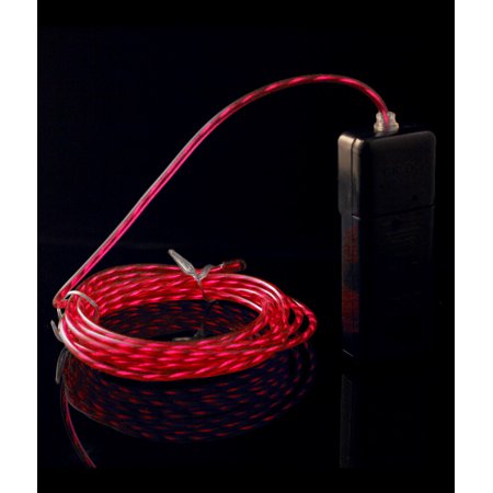 EL Motion Wire 3 Yards - Red
