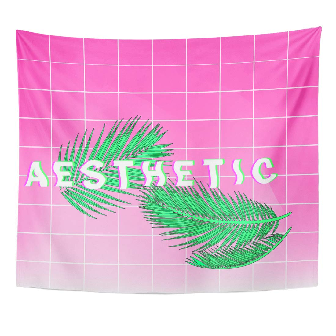 Zealgned Vaporwave Synthwave Glitch Aesthetic Hype Cute Pastel Colors Bright Gradient Pearly Neon Pop Wall Art Hanging Tapestry Home Decor For Living Room Bedroom Dorm 60x80 Inch Walmart Com Walmart Com