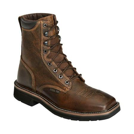 Justin Boots Diamond (justin men's stampede 8