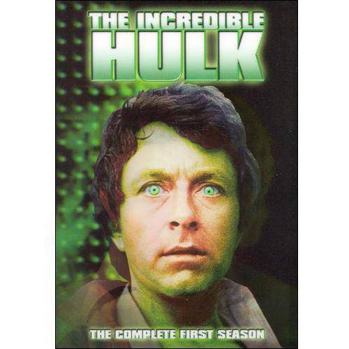 The Incredible Hulk: The Complete First Season