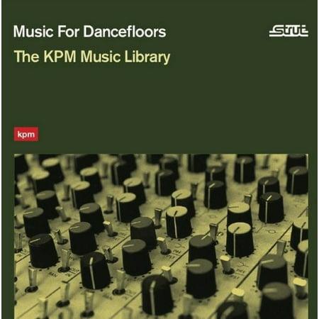 Music for Dancefloors The KPM Music Library [Deluxe Version] (Digi-Pak)