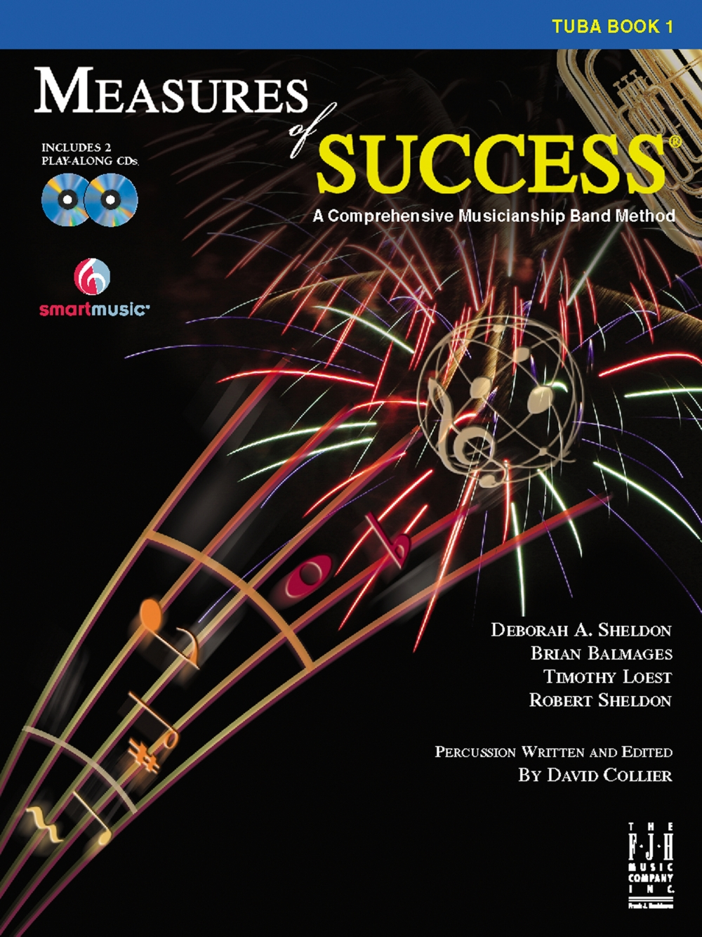 FJH Music Measures of Success Tuba Book 1 by