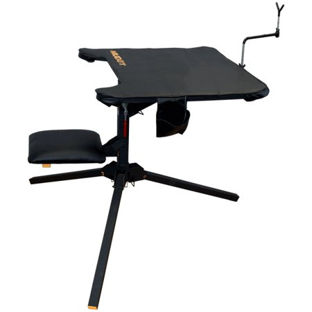 SWIVEL-ACTION SHOOTING BENCH