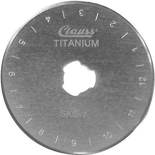 Clauss Rotary Cutter Replacement Blades, 2pk