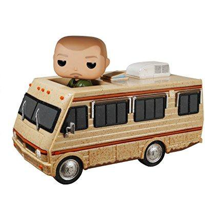 funko pop rides: breaking bad the crystal ship action (Vanish Oxi Action Crystal White On Colours)