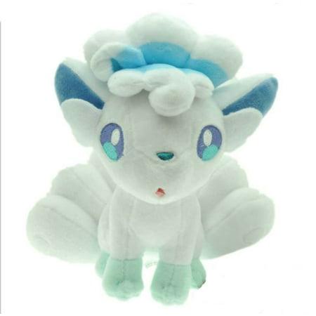 Pokemon Plush Doll - Alolan Vulpix - 6 Inches - Walmart.com 0f02fe323