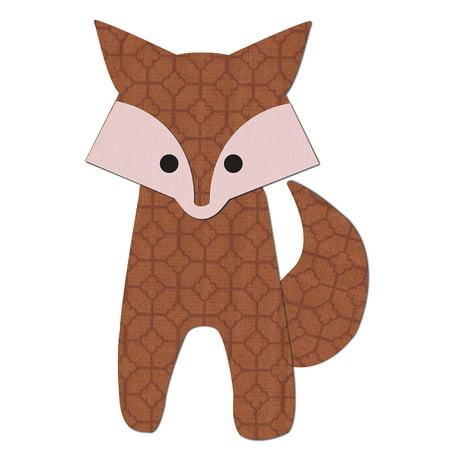 Sizzix Bigz Die - Fox #3