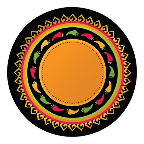 Club Pack of 96 Fiesta Grande Disposable Paper Party Dinn.  sc 1 st  Nextag & Fiesta paper plates | Compare Prices at Nextag