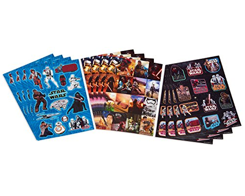 American Greetings Star Wars Episode VII Sticker (12 Piece) by