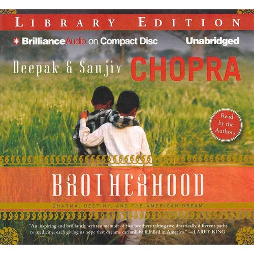 Brotherhood: Dharma, Destiny, and the American Dream: Library Edition