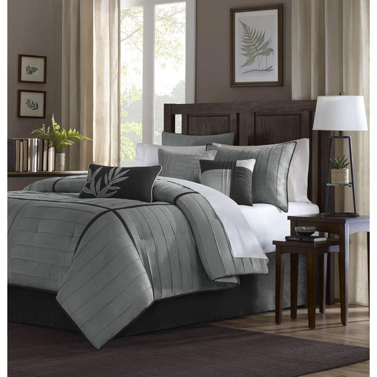 Home Essence 7-Piece Baker Comforter Set