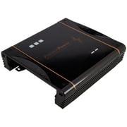 Precisionpower Black Ice Bk120.2 Car Amplifier - 2 Channel - Class Ab - Bridgeable - 8 Ohm - 0.5% Thd - Mosfet Power Supply - 2 X 40 W @ 4 Ohm - 2 X 60 W @ 2 Ohm (bk1202)