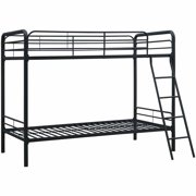 Dorel Dhp Twin Over Metal Bunk Bed Multiple Colors Image 4 Of