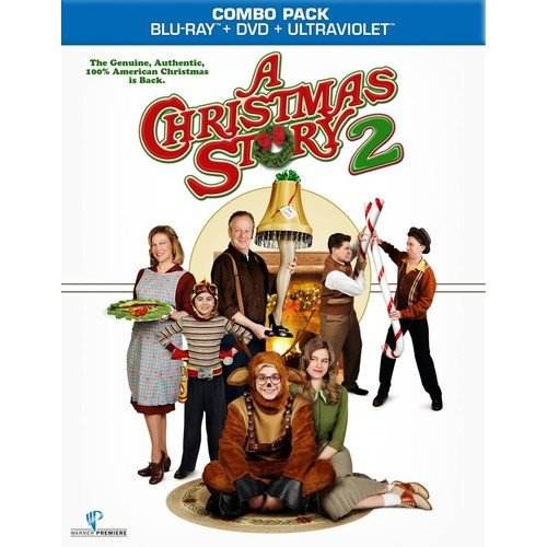 A Christmas Story 2 (Blu-ray + DVD + UltraViolet) (With INSTAWATCH) (Widescreen)