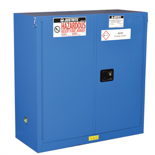 WFX Utility 44''H x 43''W x 18''D 2 Door EX Hazardous Material Steel Safety Cabinet