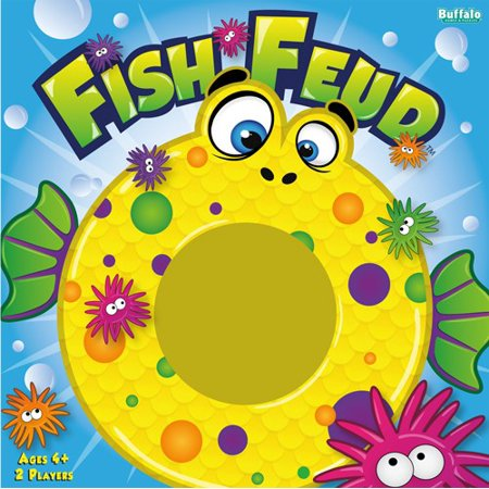 Fish Feud Kids Game](Halloween Kid Games School)