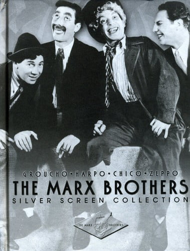 Marx Brothers: Silver Screen Collection [DVD] by UNIVERSAL HOME ENTERTAINMENT