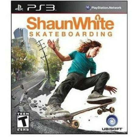 Shaun White Skateboarding for PlayStation 3