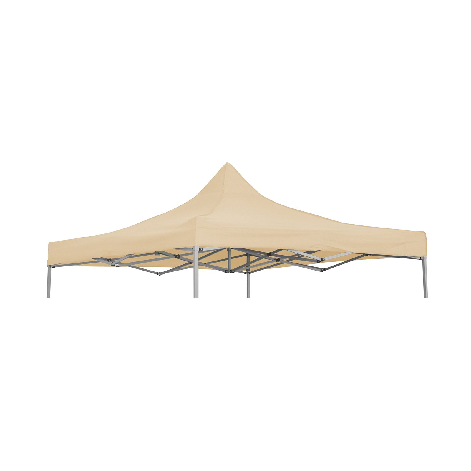 Trademark Innovations 9.6 x 9.6 ft. Square Replacement Canopy Gazebo Top  sc 1 st  Walmart : replacement canopy for gazebo - memphite.com