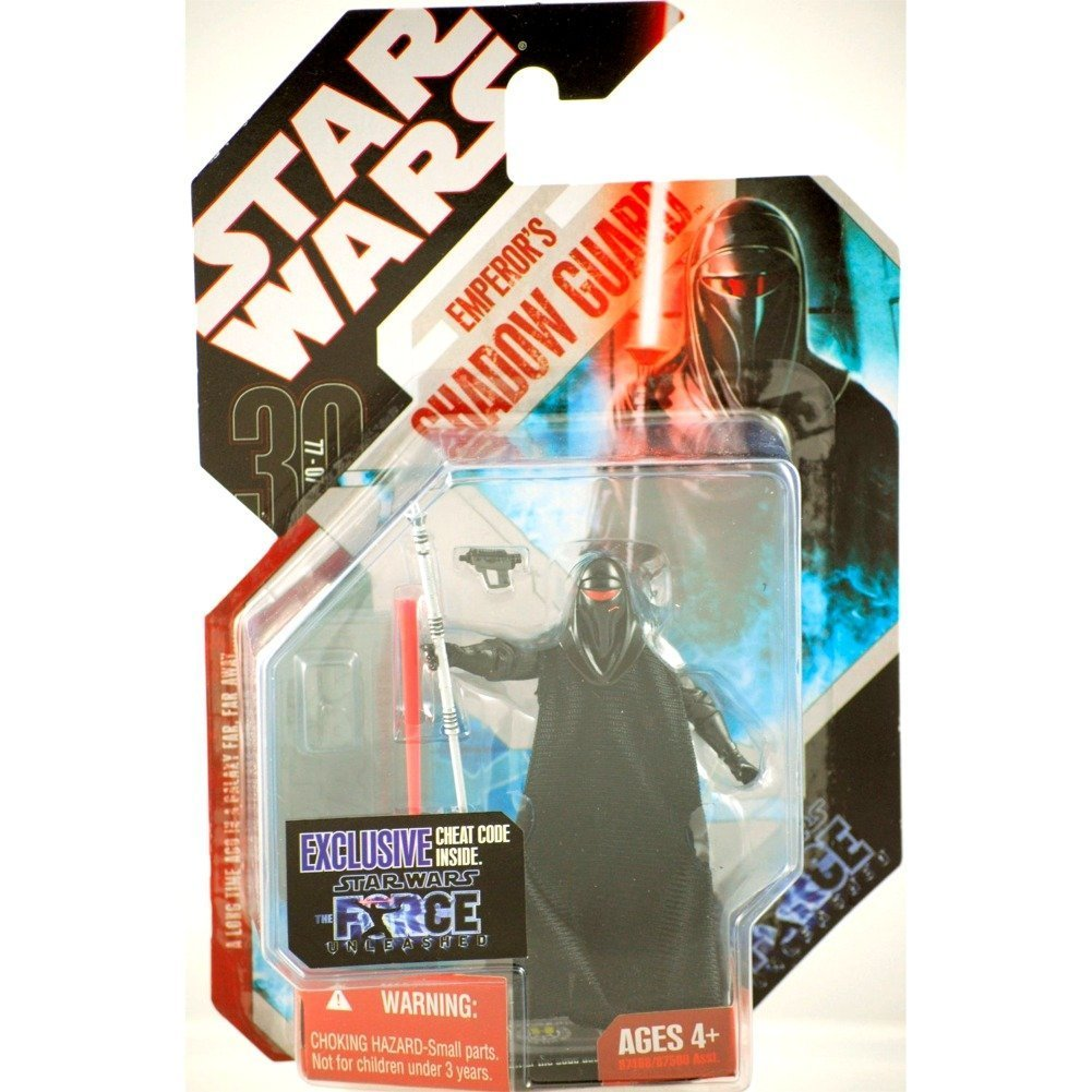 Star Wars Basic Figure Force Unleashed Shadow Guard By Ha...
