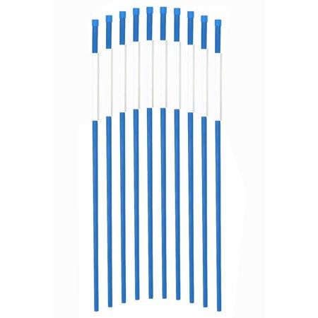 FiberMarker Reflective Pavement Marker 36 inch Tall, 20 Pack (Reflective Pavement Marker)