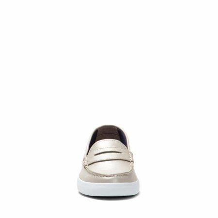 Cole Haan  Women's Nantucet Loafer Ii W11061/Argento/Metallic M - image 4 de 5