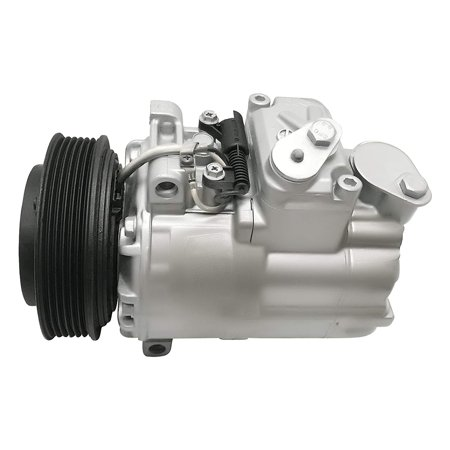 RYC Remanufactured AC Compressor and A/C Clutch EG578 Fits 2002, 2003, 2004, 2005 Land Rover Freelander 2.5L