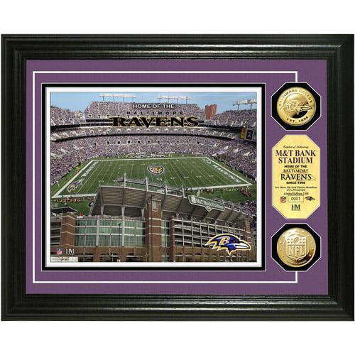 NFL Highland Mint, Gold Coin Photomint, M&T Bank Stadium