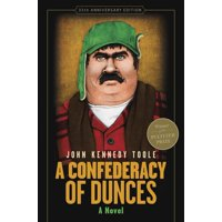 A Confederacy of Dunces (35th Anniversary Edition) (Hardcover)(Large Print)