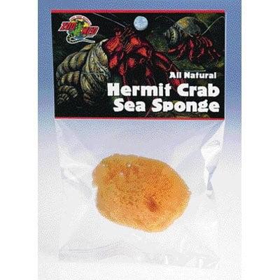 Hermit Crab Natural Habitat - Zoo Med Hermit Crab Sponge