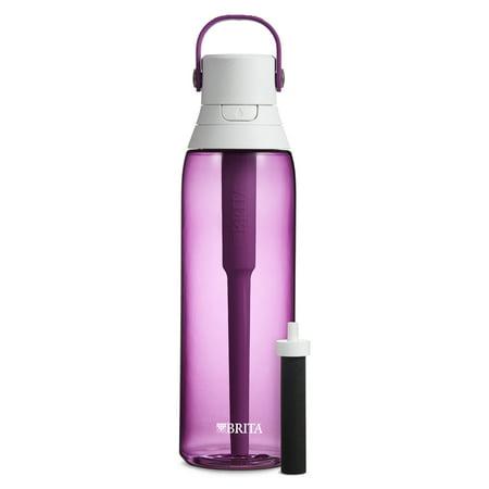 Brita 26 Ounce Premium Filtering Water Bottle with Filter - BPA Free - (Brita Vacuum)