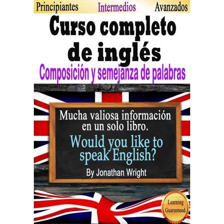 Curso Completo de Inglés. Composición y Semejanza de Palabras. - eBook - Shrek Special De Halloween Completo