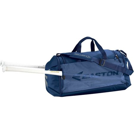 Easton E310D Player Equipment carrying Duffle Baseball Bag, Navy Custom Player Equipment Bag