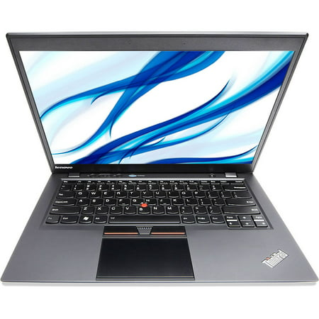 Refurbished Lenovo ThinkPad X1 Carbon 2.1GHz i7 8GB 240SSD Windows 10 Pro 64 Laptop B (Lenovo Thinkpad X220 Drivers For Windows 10)
