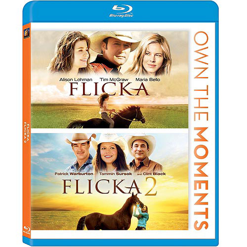 Flicka / Flicka 2 (Blu-ray) (Widescreen)