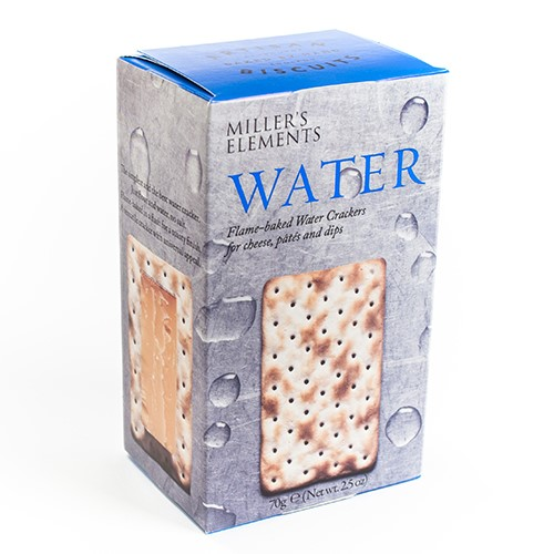 Miller's Elements Crackers - Water