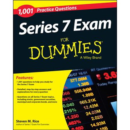 1,001 Series 7 Exam Practice Questions for