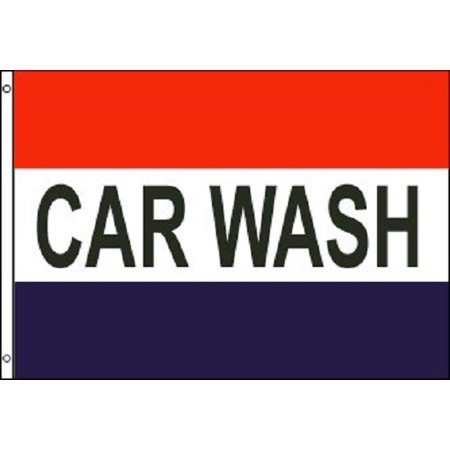 CAR WASH Flag Business Advertising Banner Outdoor Pennant Sign 3x5 Auto