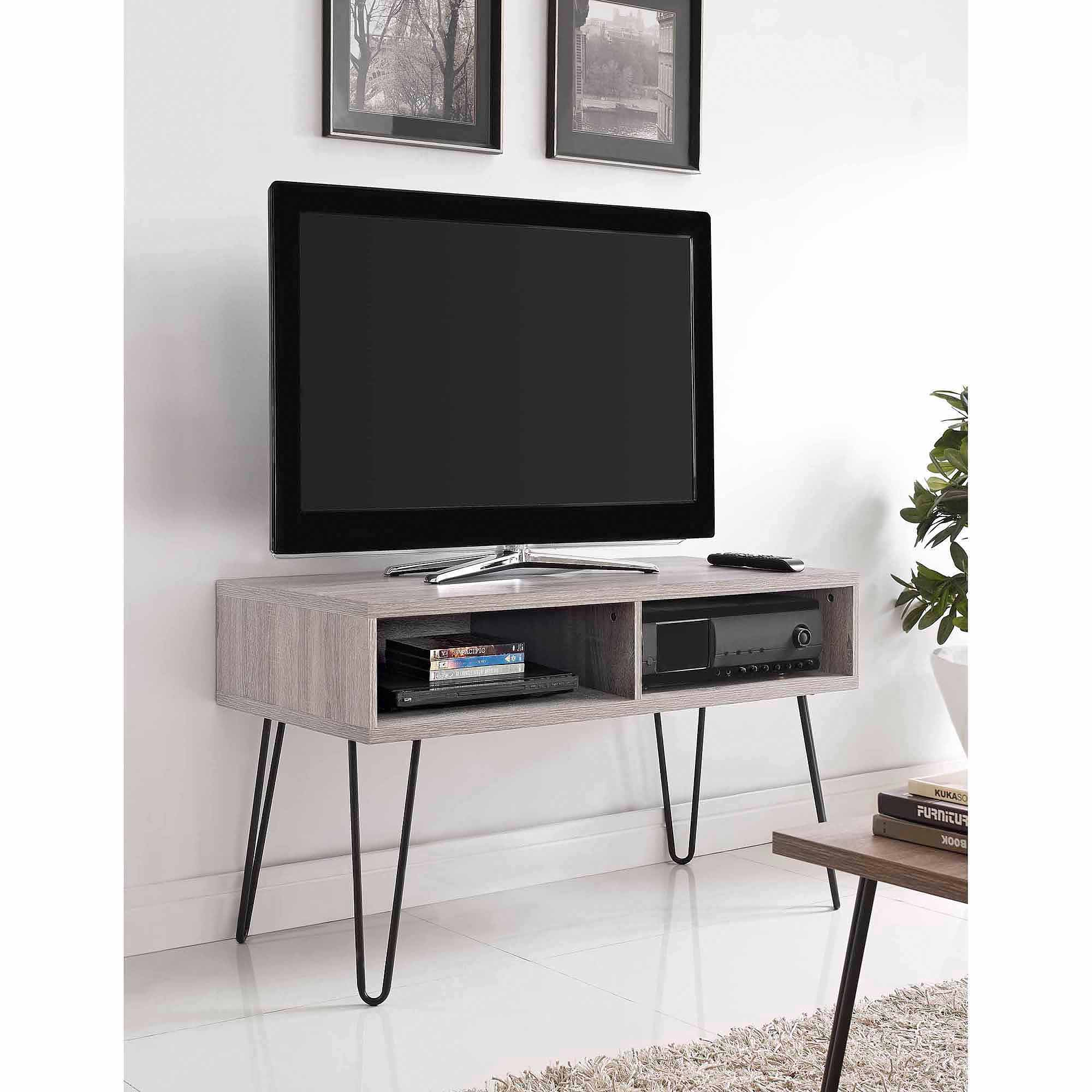 "Owen Retro TV Stand for TVs up to 42"", Sonoma Oak"