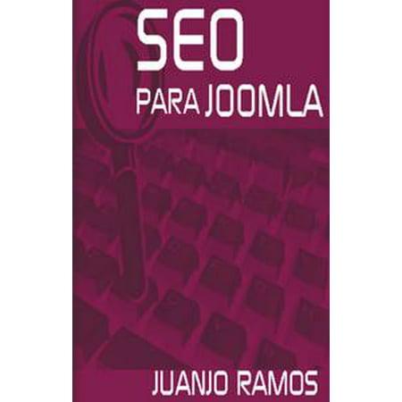 SEO para Joomla - eBook