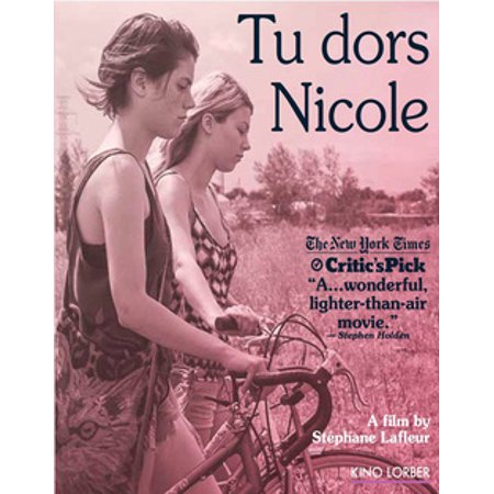 Tu Dors Nicole (Blu-ray) (The Best Of Nicole Aniston)