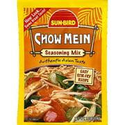 Sun-Bird Chow Mein Seasoning Mix, 1 oz, (Pack of 24)